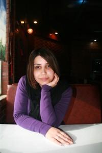 Marjam (28), aktywistka kampanii Milion PodpisówImage